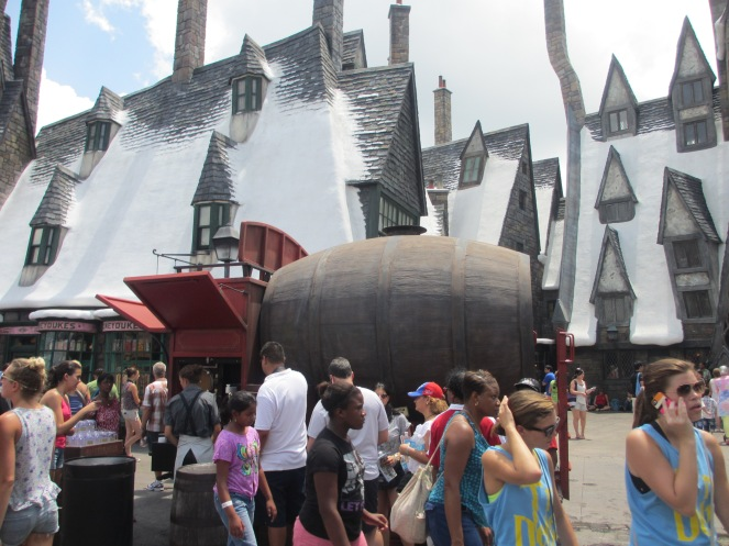 Hogsmeade, Universal Studios Florida