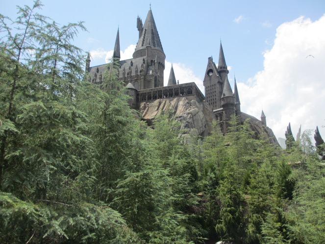 Wizarding World of Harry Potter at Universal Studios Florida. Copyright A Cocilovo 2013