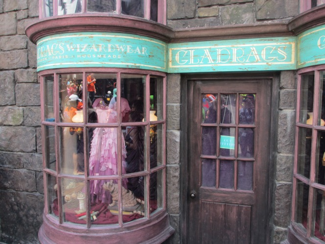 Gladrags Wizard Wear